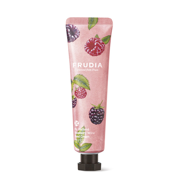 Raspberry Wine Hand Cream - Frudia - Soko Box