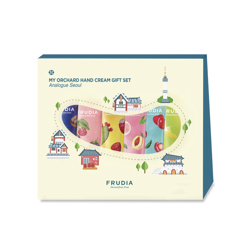Hand Cream Gift Set [Analogue Seoul] - Frudia - Soko Box