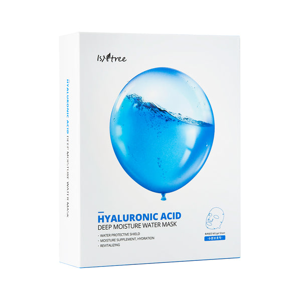Hyaluronic Acid Deep Moisture Water Sheet Mask - Isntree - Soko Box