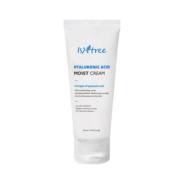 Hyaluronic Acid Moisture Cream - Isntree - Soko Box