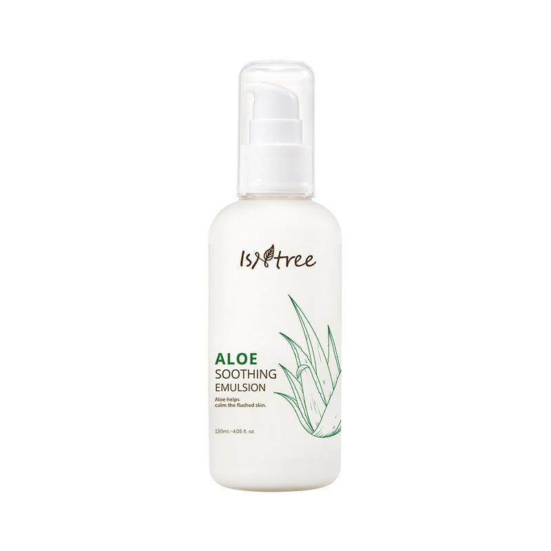 Aloe Soothing Emulsion - ISNTREE - Soko Box