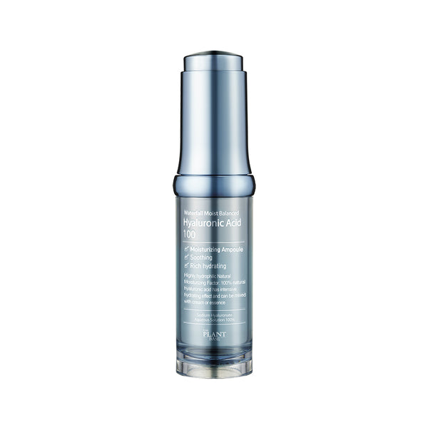 Waterfall Moist Hyaluronic Acid Ampoule 100 - The Plant Base - Soko Box
