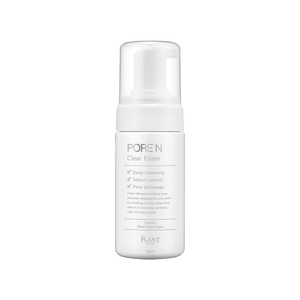 Pore N Clear Foam - The Plant Base - Soko Box