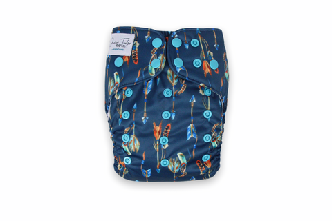 Arrows Junior Flex Cloth Nappy