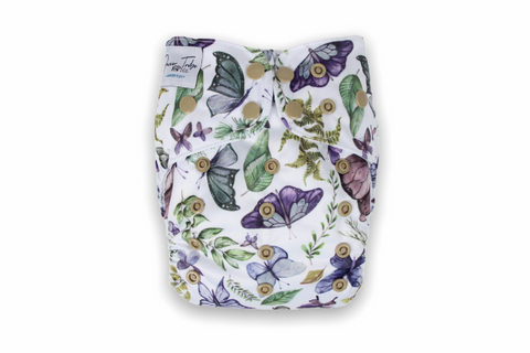 Flutterfly Junior Flex Cloth Nappy