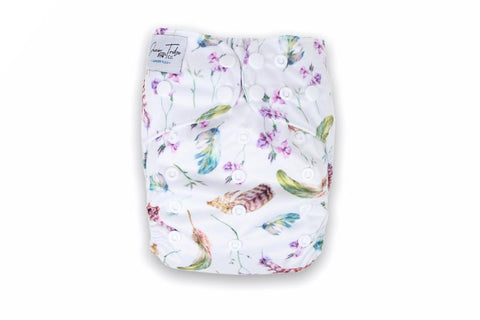 Feathery Junior Flex Cloth Nappy