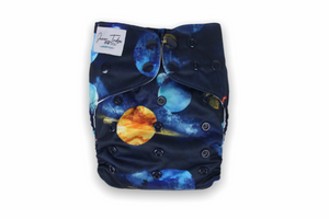 Planetarium Night Nappy AIO