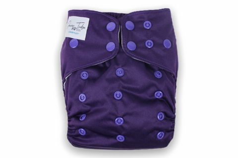 Amethyst Junior Flex Cloth Nappy