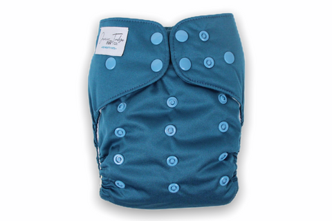 London Blue Night Nappy AIO