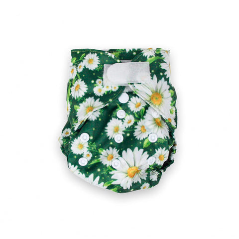 Oops A Daisy Newborn Nappy