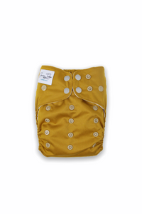 Mustard Junior Flex Cloth Nappy