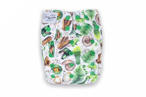 Dino Pride Junior Flex Cloth Nappy