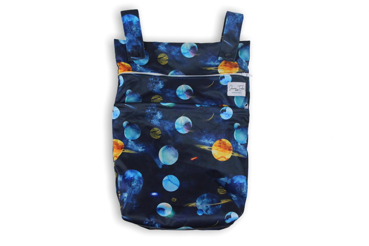 Planetarium Large Wet Bag