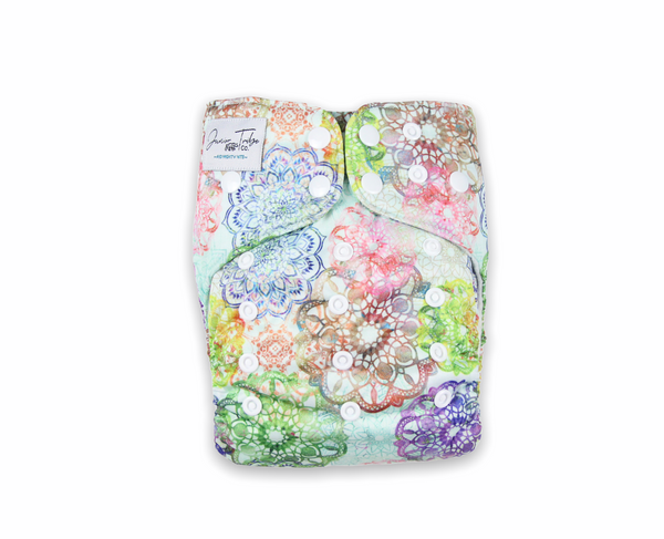 Loveable Lace Night Nappy AIO