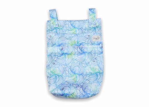 Sea Swirl Large Wet Bag