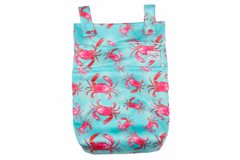 Crabby Large Wet Bag