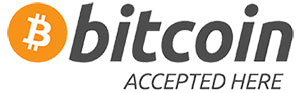 bit coin accepted here
