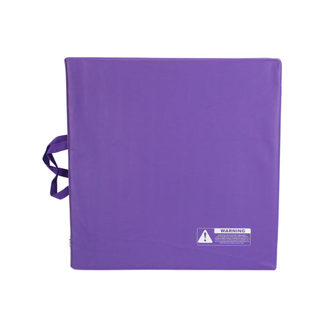 Tri-Fold Mat 6'x2' For Aerobics Gymnastics Yoga Exercise With Handles