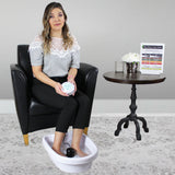 Professional Ionic Foot Bath Detox Machine Ionic Foot Cleanser