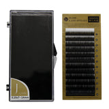 Eyelash Extension Blink Mink J 0.25 Curl 7mm-14mm Mixed Size Tray