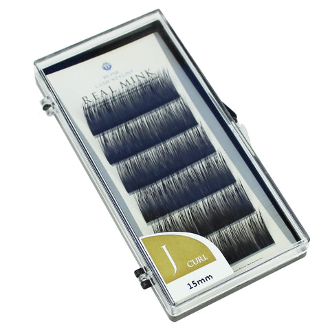 392b3c32bd4 Blink Lashes Natural Mink Fur Lashes J 15MM Curl For Eyelash Extension |  Commercial Bargains Inc.