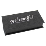 Eyebeautiful Natural Mink Fur Strip False Eye Lashes #38