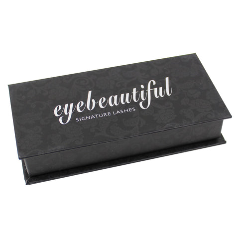 Eyebeautiful Natural  Mink Fur Strip False Eye Lashes #1090