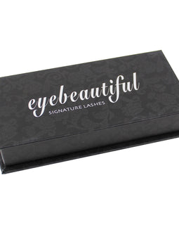 Eyebeautiful Natural Mink Fur Strip False Eye Lashes #26