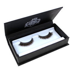 Eyebeautiful Natural Mink & Fox Fur Strip False Eye Lashes #HMT1003