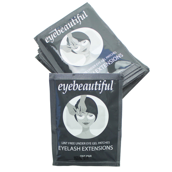 Eyelash Extension Under Eye Gel Lint Free Pad Patches Mask