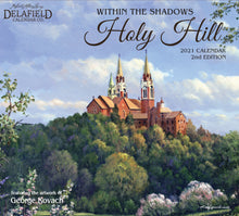 Load image into Gallery viewer, 2021 Holy Hill Wall Calendar