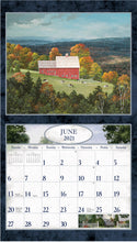 Load image into Gallery viewer, 2021 Seasons in the Country Wall Calendar