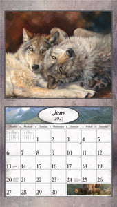 2021 Spirit in the Woods Wall Calendar