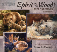 Load image into Gallery viewer, 2021 Spirit in the Woods Wall Calendar