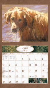 2021 Sporting Dogs Wall Calendar