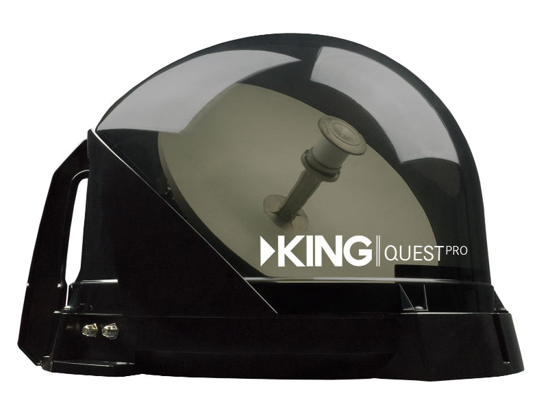 King Quest Pro Fully Automatic Satellite Antenna