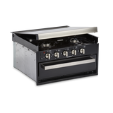 Dometic 4 Burner and Grill
