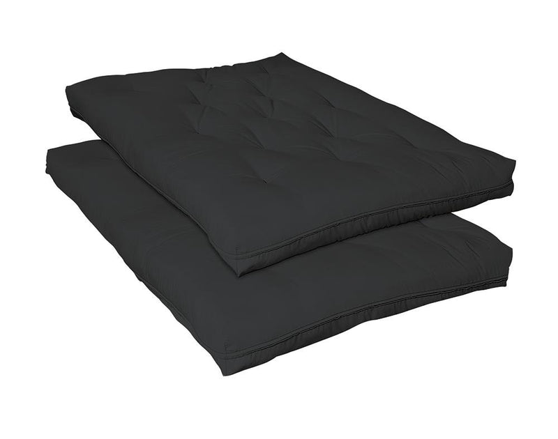 G2005IS Black Deluxe Innerspring Futon Pad image