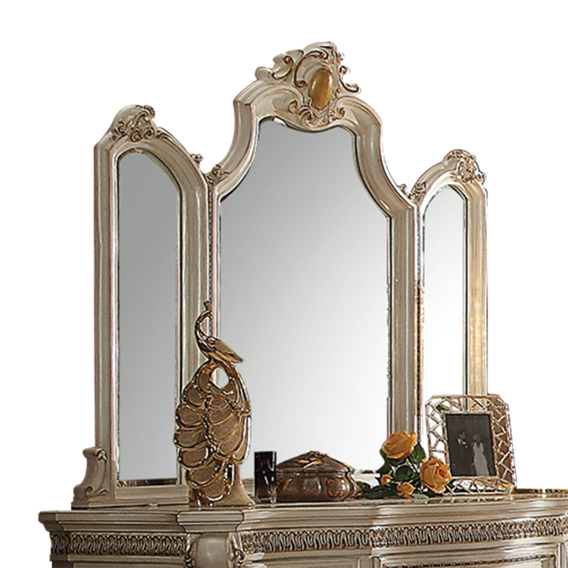 Picardy Antique Pearl Mirror