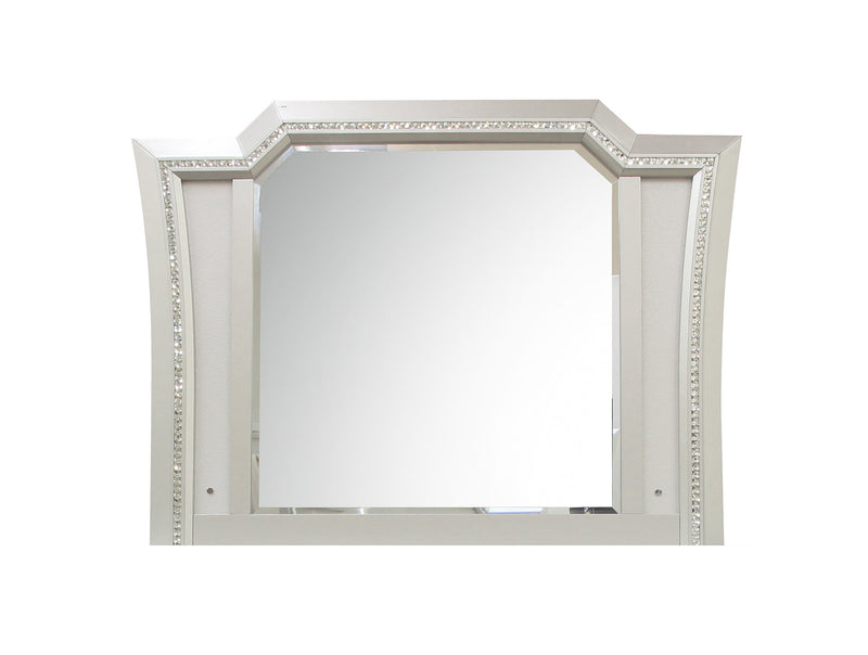 Kaitlyn LED & Champagne Mirror