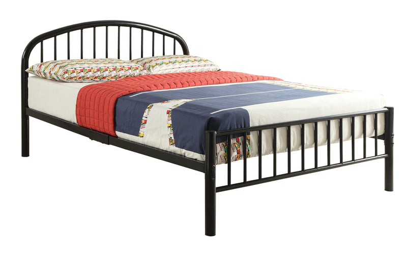 Cailyn Black Twin Bed