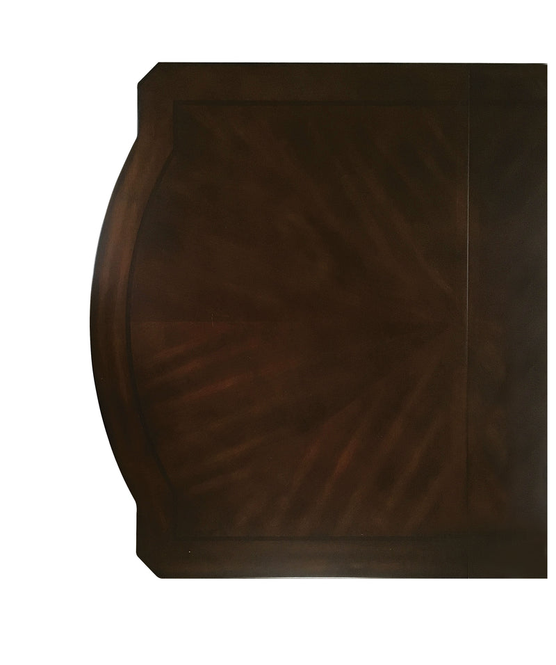 Keenan Dark Walnut Dining Table
