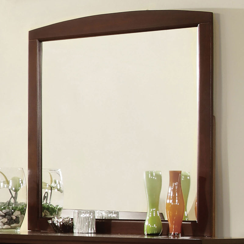 Corry Dark Walnut Mirror