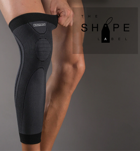The Shape Label™ - Active Run Pro | Hardloop Compressiekousen – 1 Paar Compressie Tubes / Sleeves