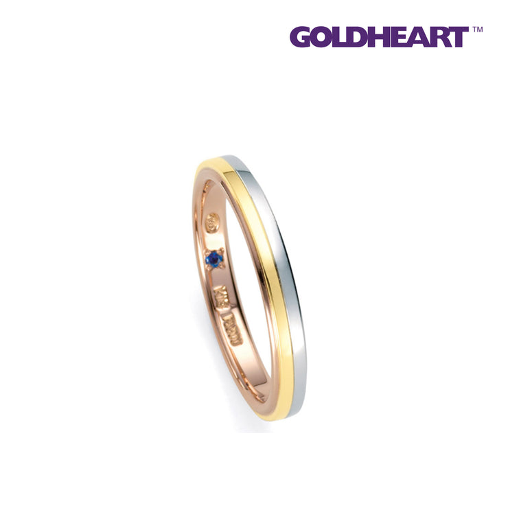 Romantic Blue | Goldheart White Gold 750 (18K) (4B5001)
