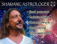 Shamanic Astrology Session ~ 1 hour