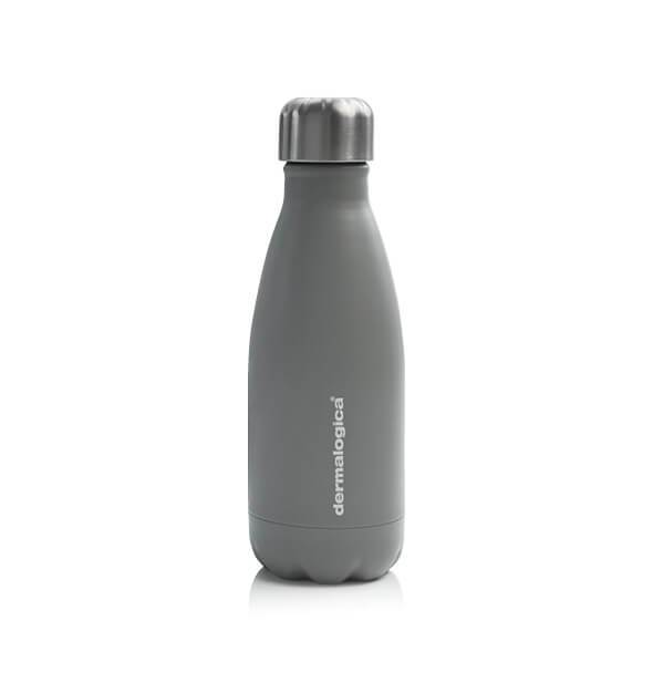 gift - grey water bottle