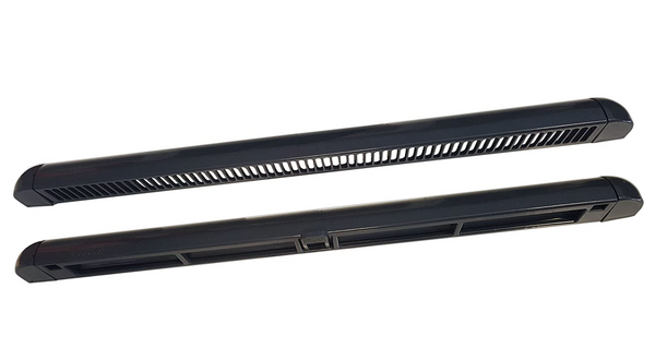 Window Frame Trickle Vent - Anthracite Grey, 300mm