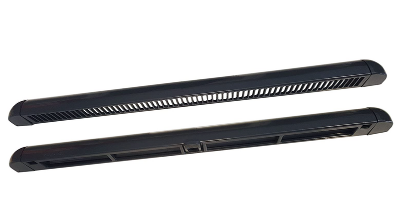 Window Frame Trickle Vent - Anthracite Grey, 400mm