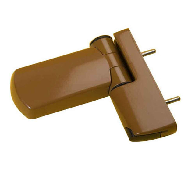 Patriot Plus Flag Hinge Secure Door 19mm - Brown
